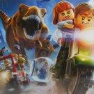 LEGO Jurassic World (Microsoft Xbox One, 2015) Complete