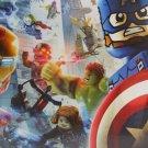 LEGO Marvel's Avengers (Microsoft Xbox One, 2016) Complete