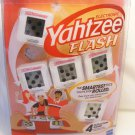 Hasbro Yahtzee Flash Electronic Dice Game * NEW * 4 Different Games