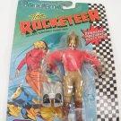"Vintage Just Toys ""The Rocketeer"" Bendable  Action Figure  Bend-Ems Disney"