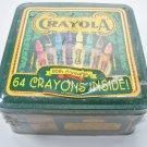 Vintage 1993 90th Anniversary Crayola Collector Tin w/ Box of 64 Crayons Unused