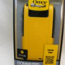 OtterBox- DROID Mini- Commuter Series- HORNET (SUN YELLOW/BLACK) NOS,Open Box