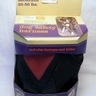 ASPCA Dog Safety Harness, & Tether, for 25 -50 Lbs.