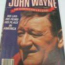 JOHN WAYNE An AMERICAN LEGEND Magazine 1901-1979 His Life, Films, Movies Western