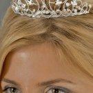 Fairy Tale Rhinestone Tiara Comb