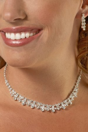 Swarovski Crystal Fancy Necklace Set