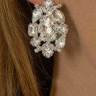 Marquis Rhinestone Earrings