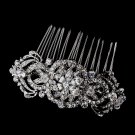 Vintage Look Crystal Wedding Hair Comb