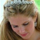 Shimmering Vintage Inspired Bridal Tiara