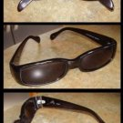 GUESS ~ MUSE ~ Designer Sunglasses GU653 Black GU 653