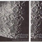 Strasenburgh Planetarium MOON ROCK Brochure - 1970