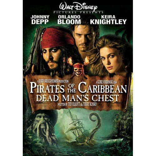 Pirates of the Carribean: Dead Man's Chest