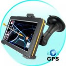 Pleiades - 5 Inch Touchscreen GPS Navigator w/FM Transmitter