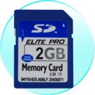 2GB SD Memory Card - 5 pcs/lot