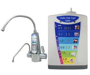Under the Counter ALKALINE Water Ionizer
