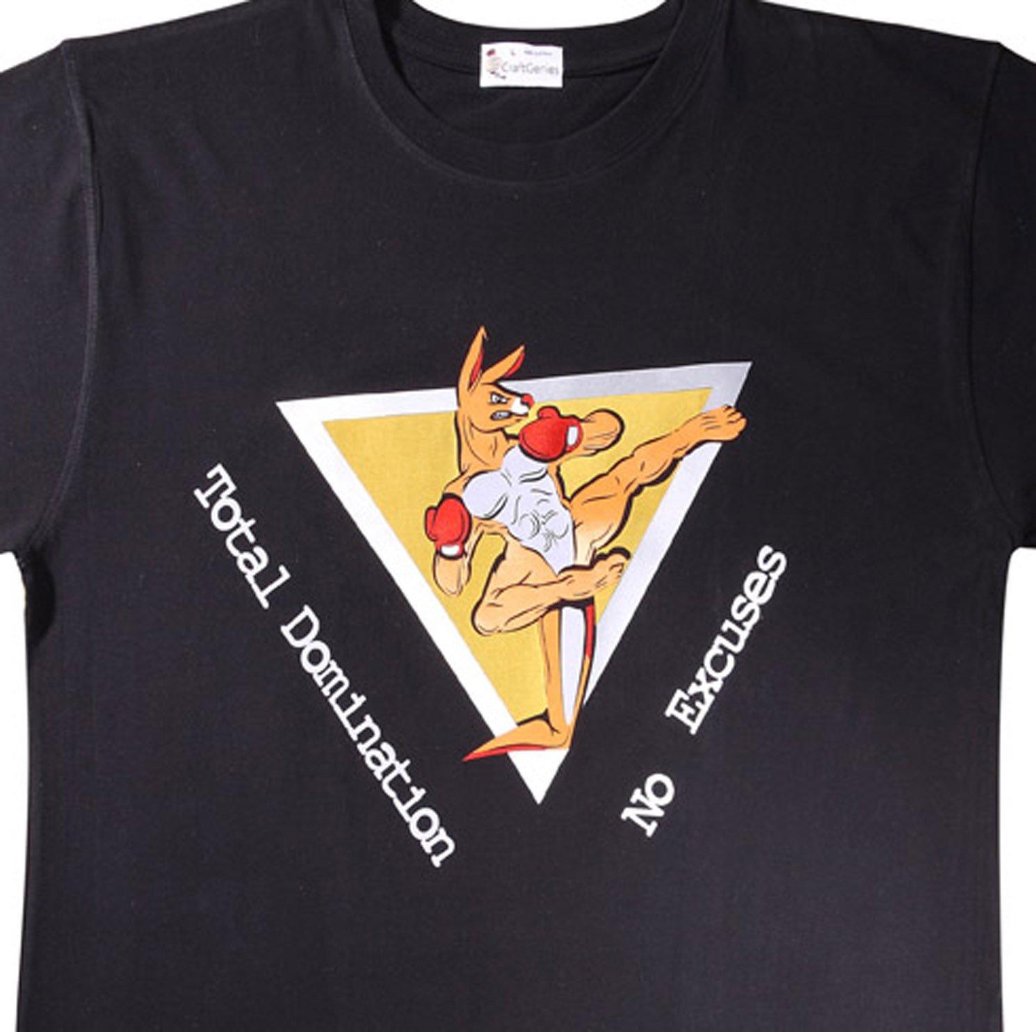 Kangaroo T Shirt - Australian Shirt for Men, New Shirt    (Men's XL)