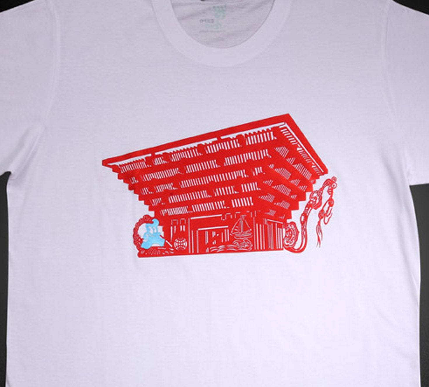 T Shirts Online 2010 China World Expo Landmark T Shirts   (Men's Large)