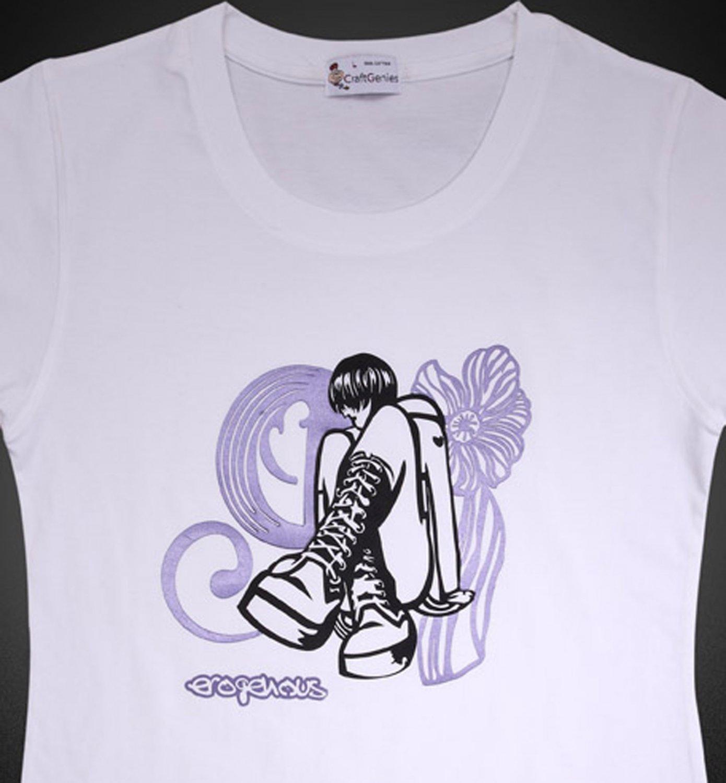 Funny Girl T Shirt for Women - Original, Never Opened   (Women's XL)