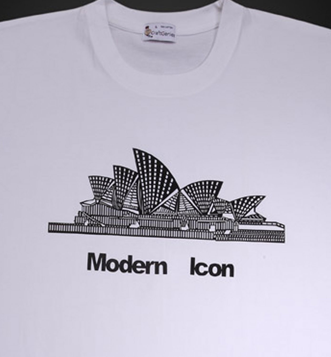 T Shirt Sydney for Women, New in Package   (Women's Large)