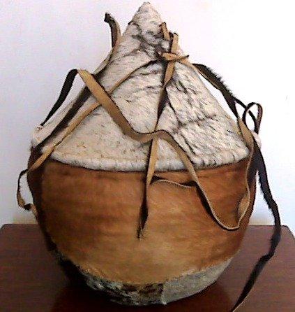 Agelgel (Unique and Traditonal Ethiopian lunch Box)