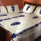 Traditional Hand Made Ethiopian bed cover.king size (Alga Lebse)