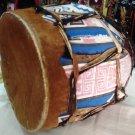 Hand made Ethiopian (African) Drum Kebero. Free Shipping