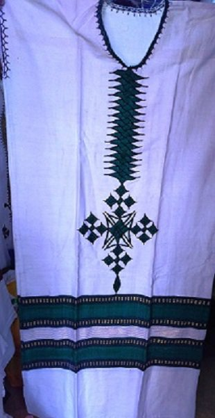 Ethiopian/Eritrean Coffee dress Free shipping (��� ���) 10% Discount
