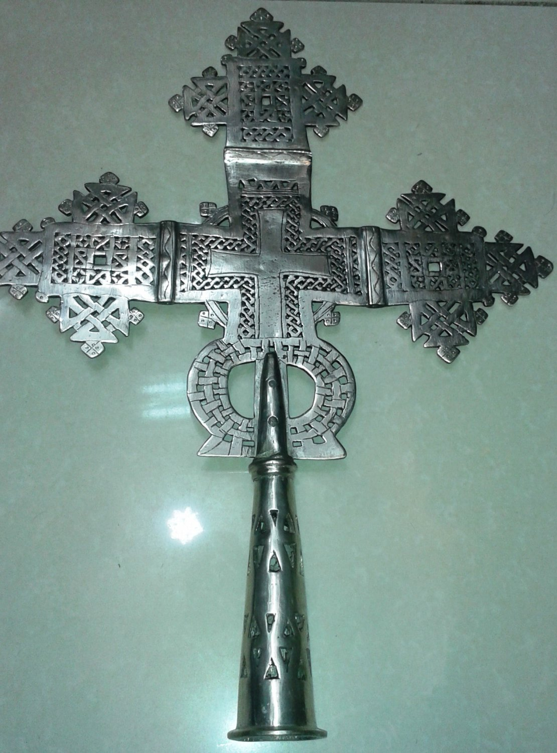 Hand Made Ethiopian Coptic Crosses. Free Shipping world wide.