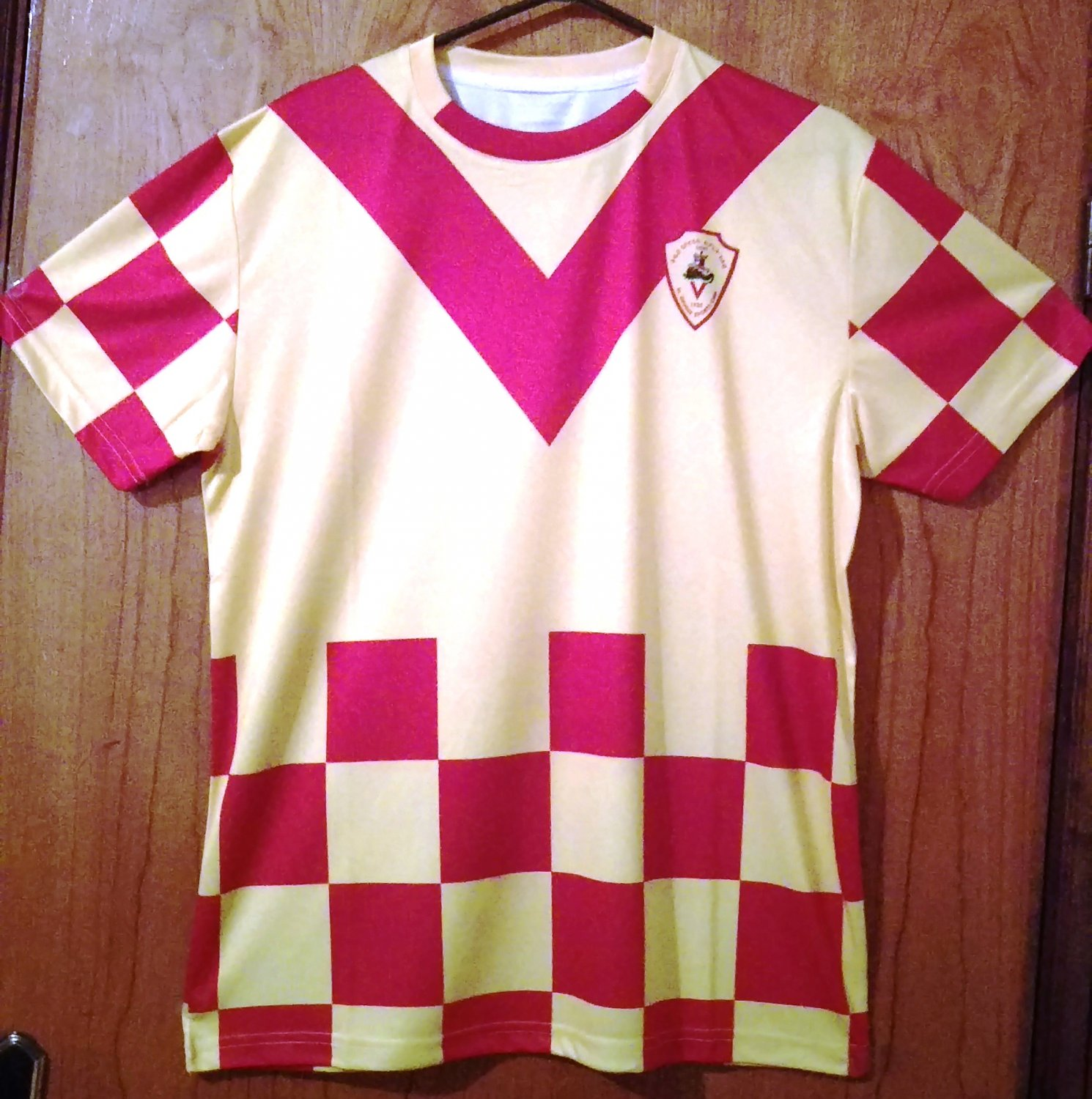 The new Ethiopian St George soccer  team football Jersey limited time 30% Discount. Free shipping