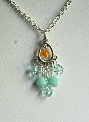 Lyra Pendant