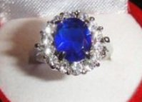 Princess Kate Replica Ring-Size 9