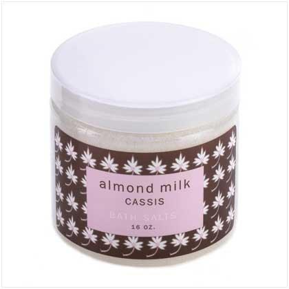 Almond Milk Bath Salts