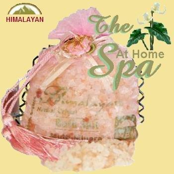 Himalayan Bath Salt Gift Bag
