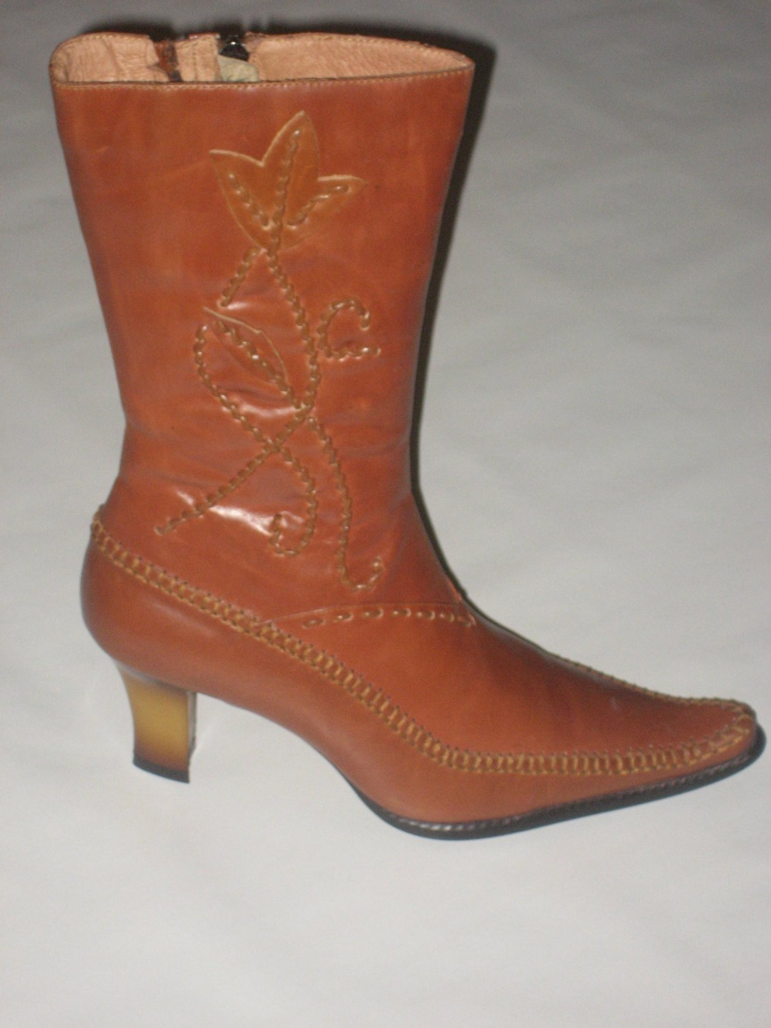 All Fit Genuine Leather Boots