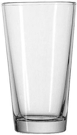 Seattle Majestics Pint Glass - with official logo