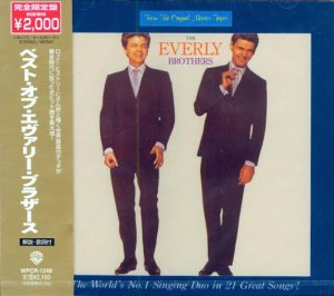 The Everly Brothers-From The Original Master Tapes (Import)