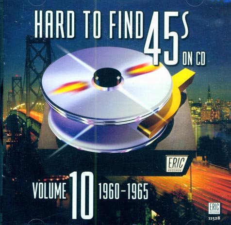 V/A Hard To Find 45's On CD, Vol. 10 (1960-1965)