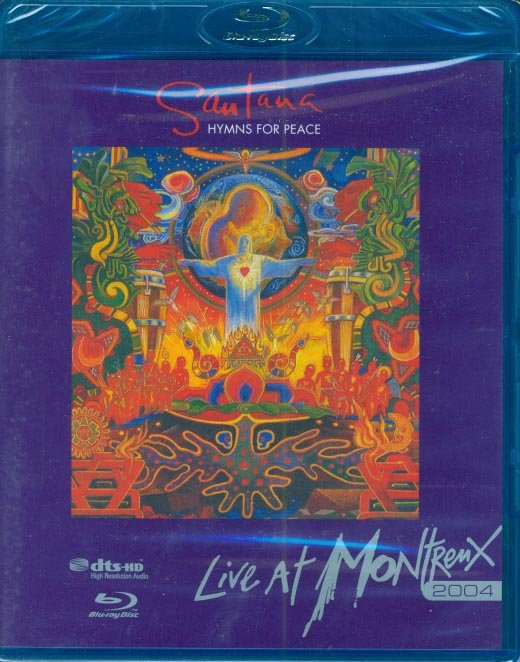 Santana-Hymns For Peace-Live At Montreux