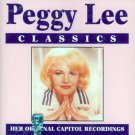 Peggy Lee-Classics-Her Original Capitol Recording