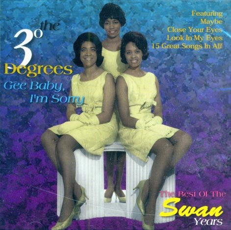 The Three Degrees-The Best Of The Swan Years