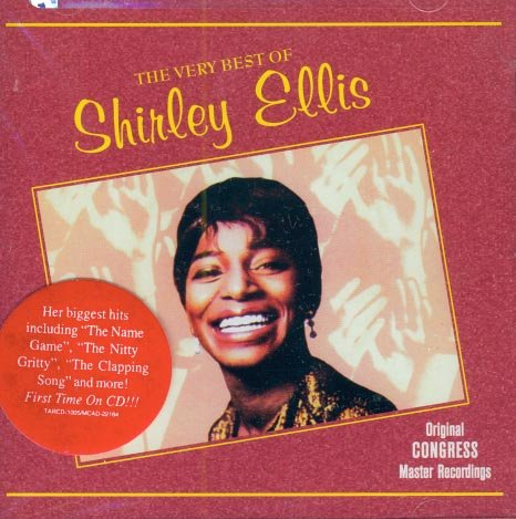 Shirley Ellis-The Very Best Of