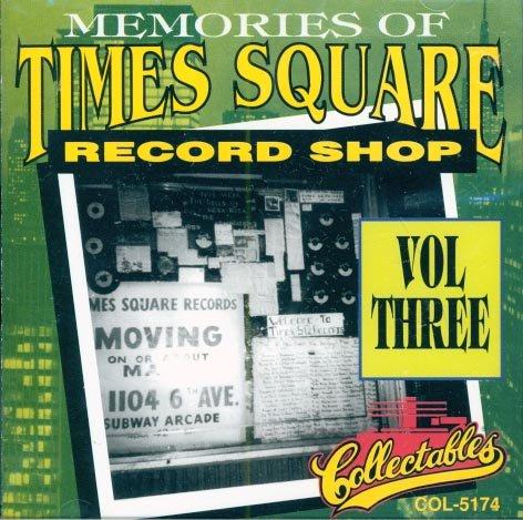 V/A Memories Of Times Square Record Shop, Vol. 3