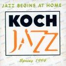 V/A Koch Jazz Sampler-Spring 1996