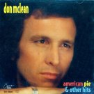 Don McLean-American Pie & Other Hits