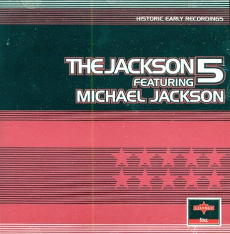The Jackson 5-Historic Early Recordings (Import)