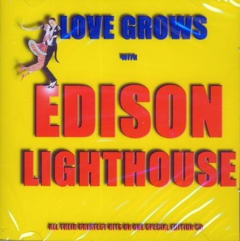 Edison Lighthouse-Love Grows (Import)