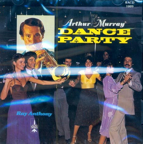 Ray Anthony-Arthur Murray Dance Party
