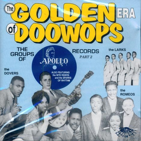 V/A The Golden Era Of Doo Wops-The Groups Of Apollo Records, Part 2