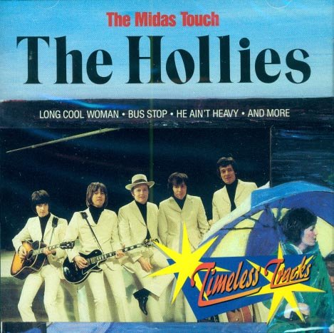The Hollies-The Midas Touch