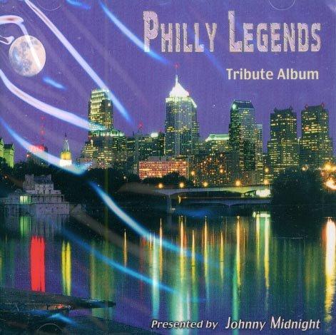 V/A Philly Legends-A Tribute Album